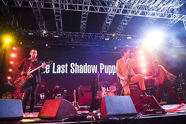 The Last Shadow Puppets at Coachella
