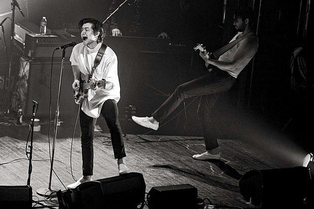 The Last Shadow Puppets at Webster Hall