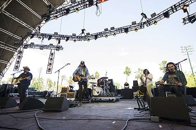 These Wild Plains at Stagecoach Festival