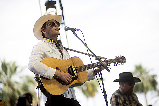 Sam Outlaw at Stagecoach Festival