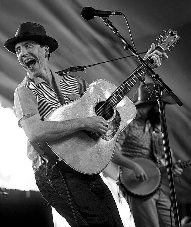Pokey LaFarge at Stagecoach Festival