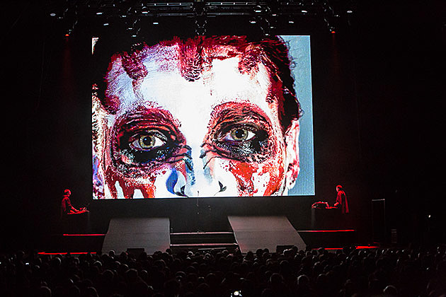 Anohni at Park Avenue Armory