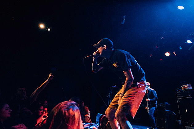 Defeater at Music Hall of Williamsburg