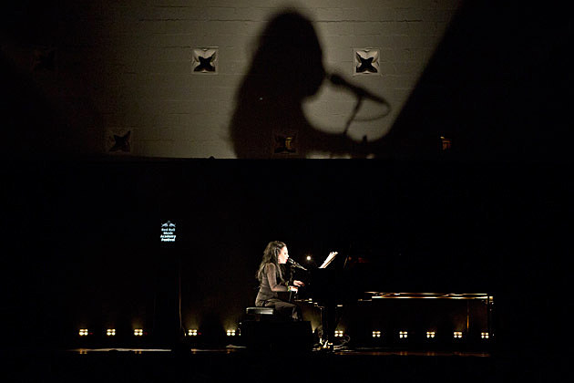 Diamanda Galas at St. Thomas The Apostle Church