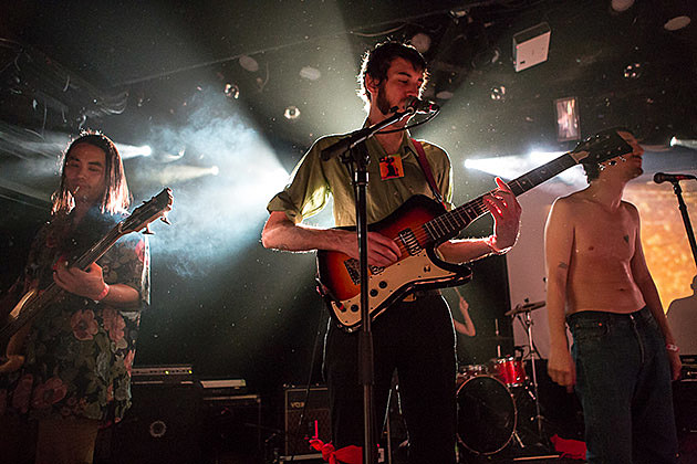 Fat White Family at Le Poisson Rouge