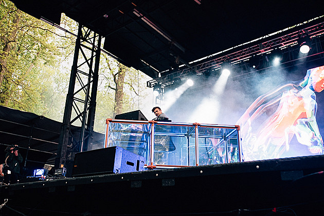 Flume at Sweetlife