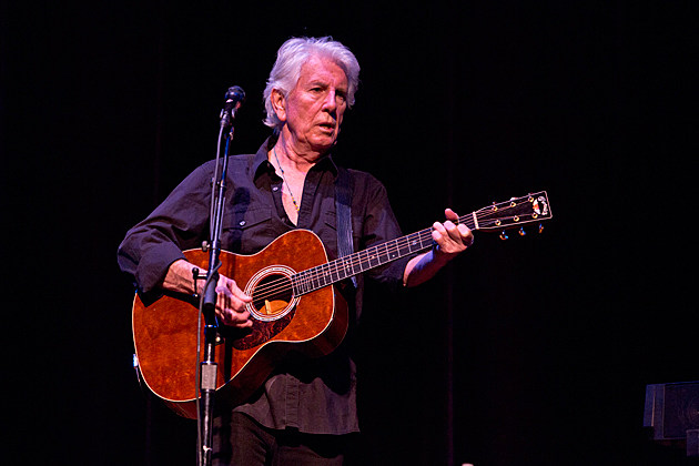 Graham Nash I Used To Be A King