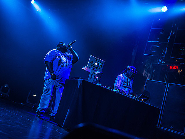 Lil Bibby and G Herbo at Playstation Theater
