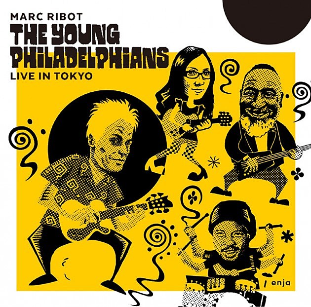 Marc Ribot and the Young Philadelphians -- Live in Tokyo