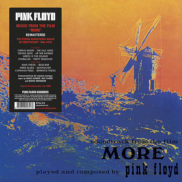 Pink Floyd Reissuing Remastering Complete Studio Catalog