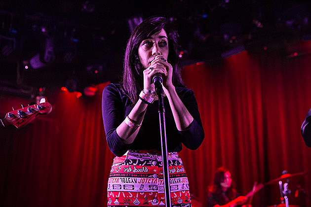 Roya at Le Poisson Rouge