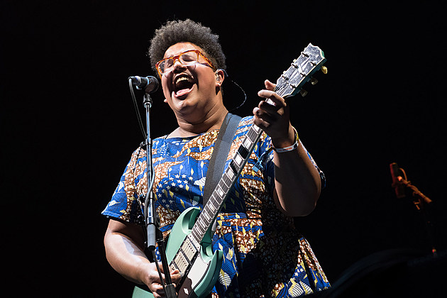 The Alabama Shakes at Sasquatch 2016
