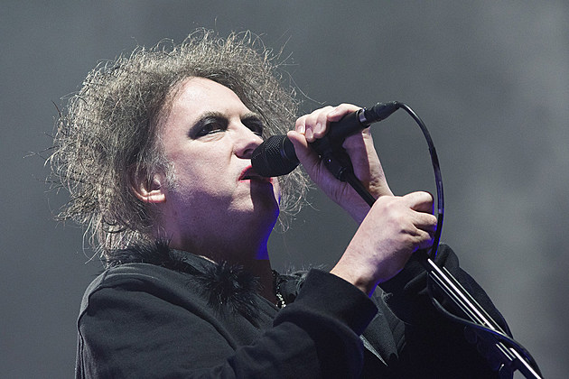 The Cure at Sasquatch 2016