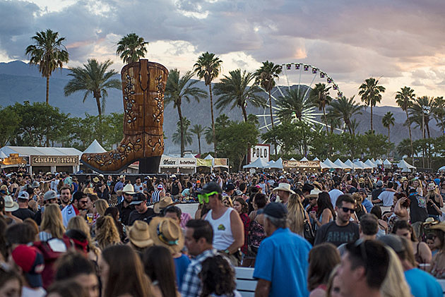 The Marshall Tucker Band at Stagecoach Festival