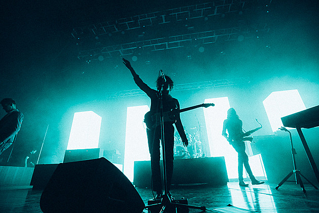 The 1975 at Sweetlife