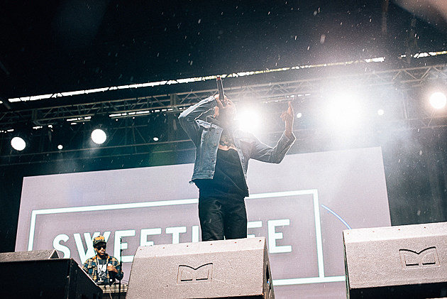 Vince Staples at Sweetlife