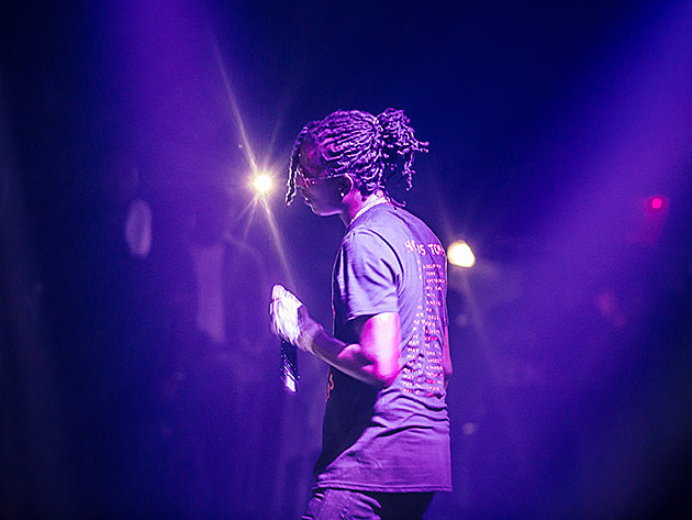 Young Thug at Playstation Theater