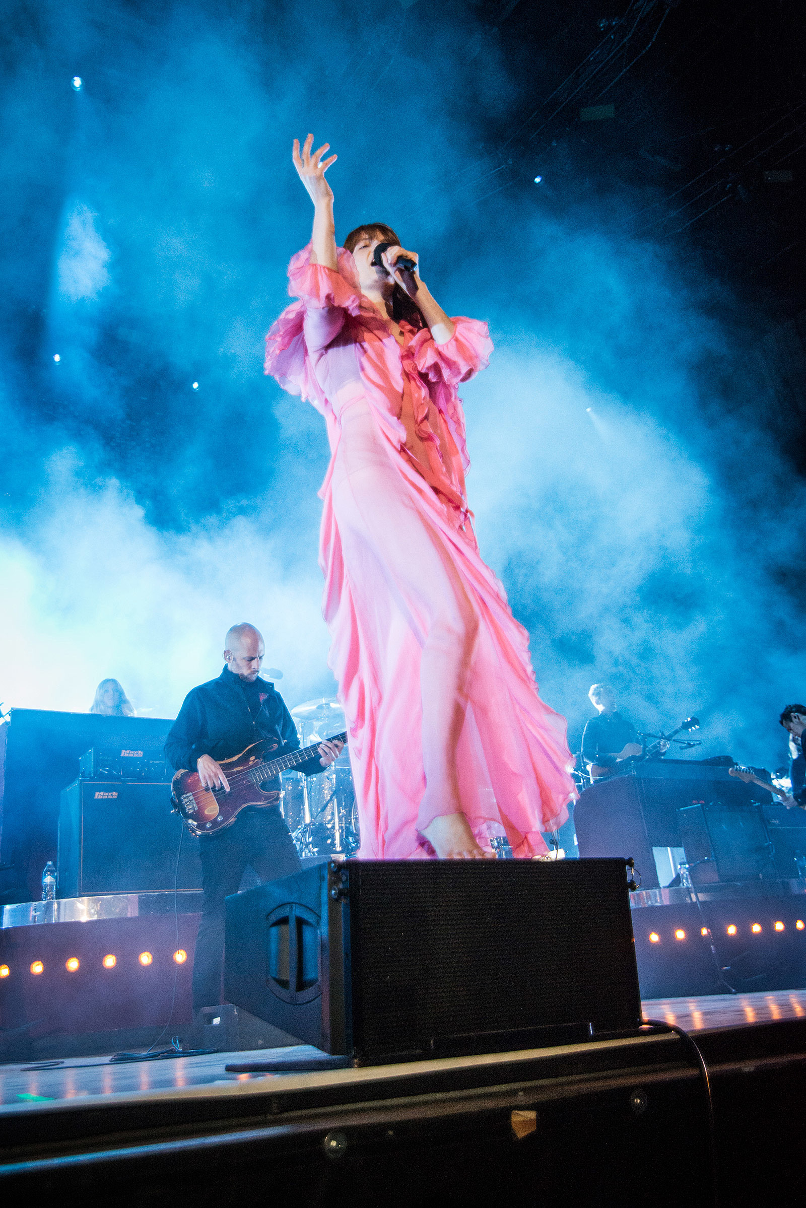 Florence + The Machine at Sasquatch 2016