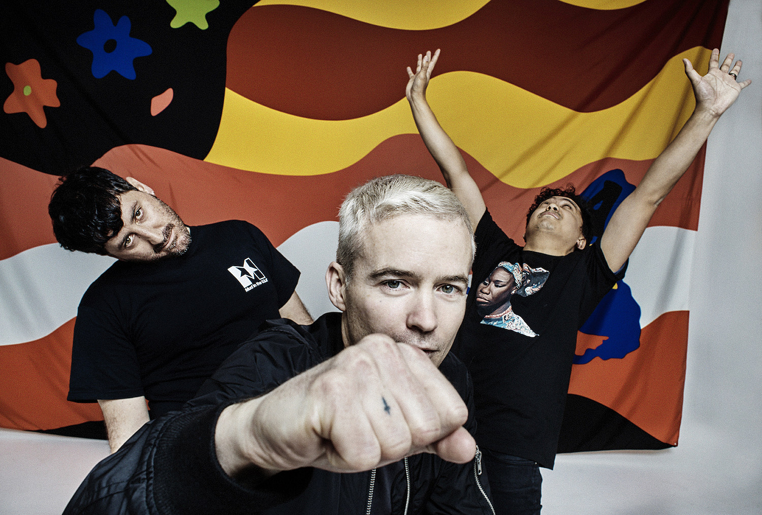The Avalanches, who play Governors Ball