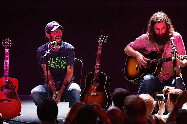 Band Of Horses Played Acoustic At Rough Trade Add Central
