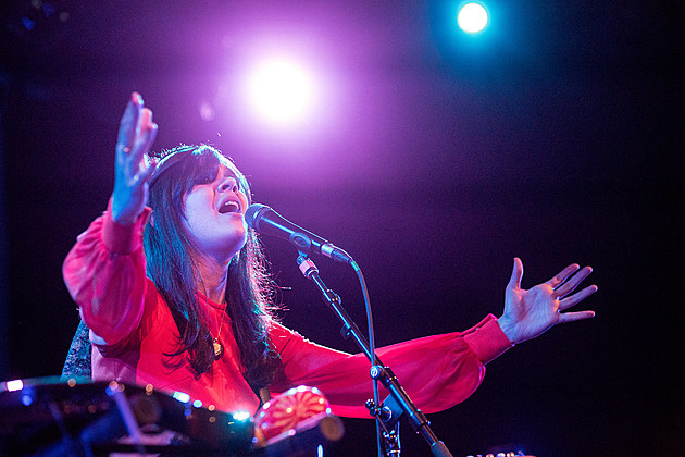 Bat for Lashes at Music Hall of Williamsburg