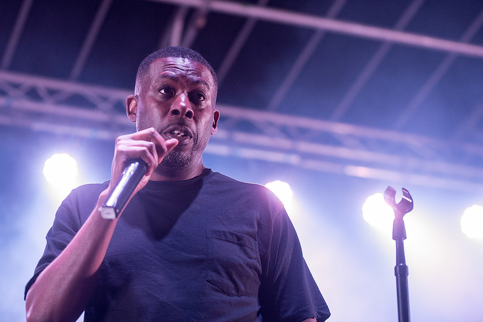GZA at Burger Beach Bash NYC