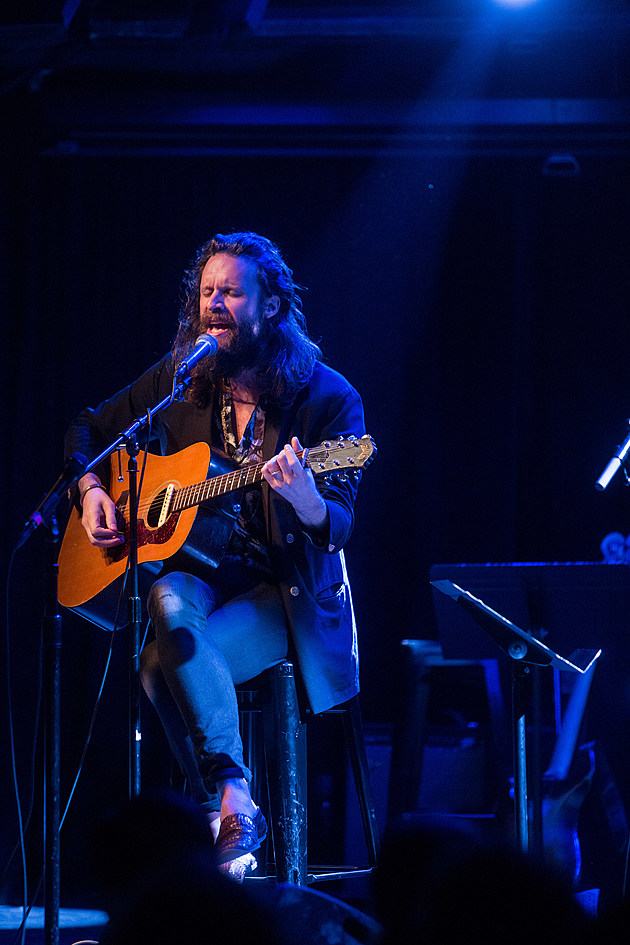 Father John Misty at Le Poisson Rouge