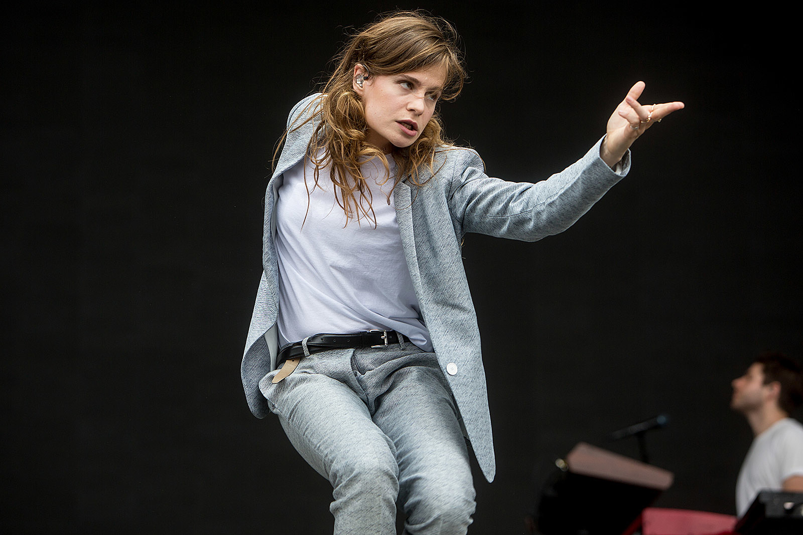 Christine Amp The Queens Announce Tour Including Terminal 5