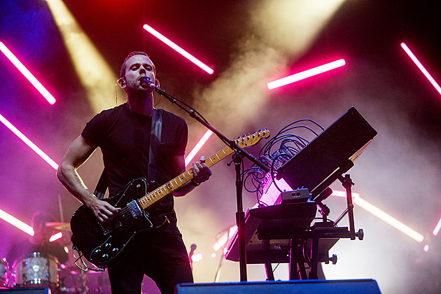 M83 at Governors Ball
