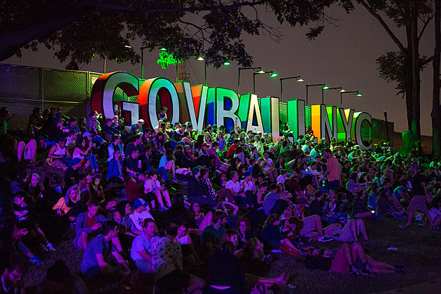 Governors Ball 2016 - Friday