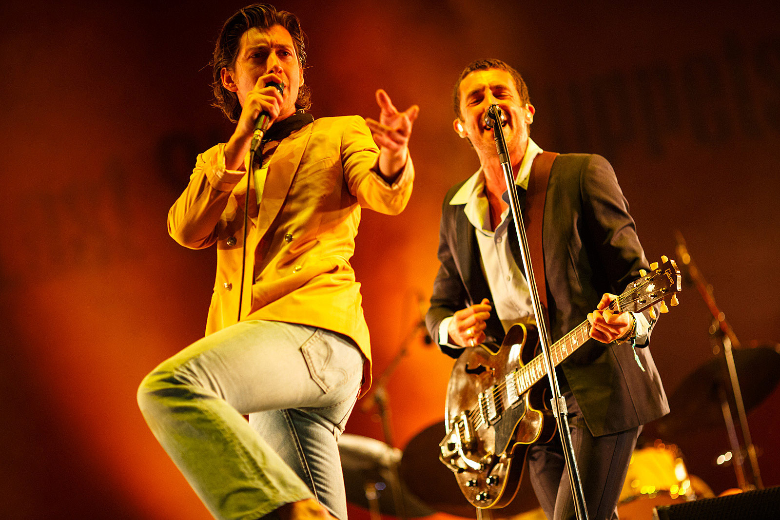 The Last Shadow Puppets at Primavera Sound