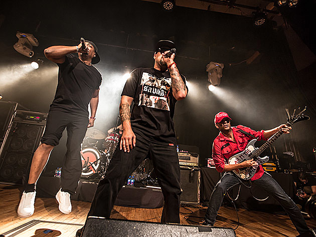 Prophets of Rage at Warsaw