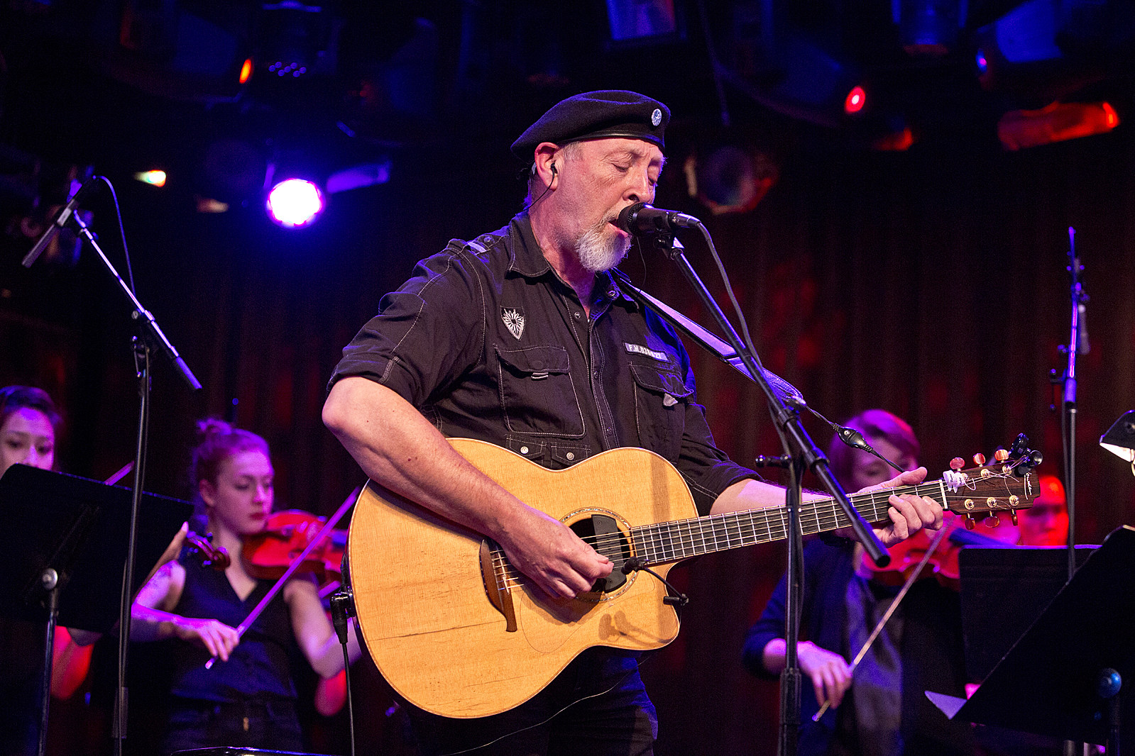 Richard Thompson & Orchestra at Le Poisson Rouge, NYC