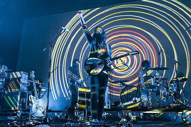 Tame Impala played first of two Celebrate Brooklyn! shows in