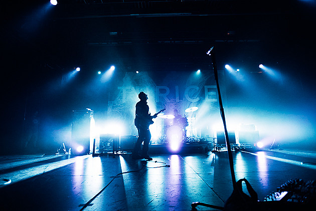 Thrice at Playstation Theater