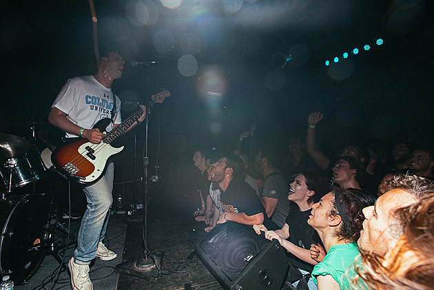Title Fight at The Acheron