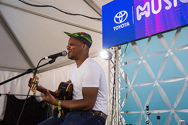 Son Little at Toyota Music Den