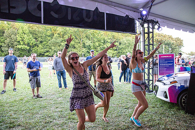 Toyota Music Den at Firefly 2016