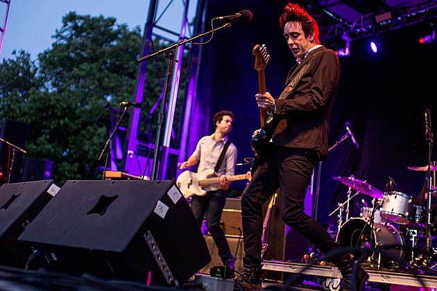 Wolf Parade at McCarren Park