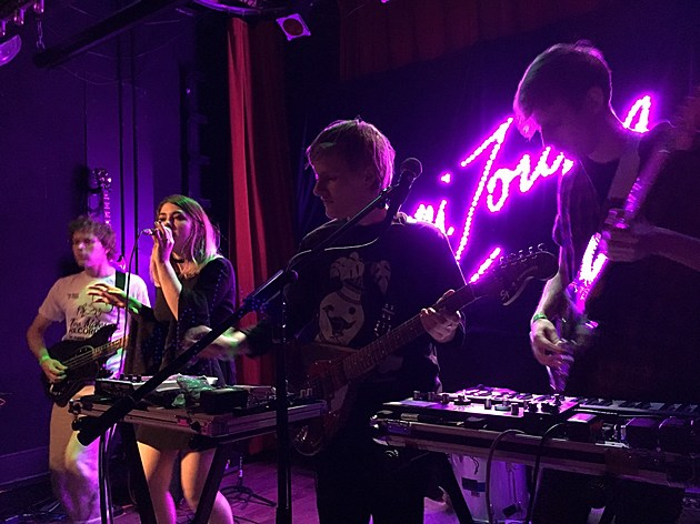Yumi Zouma @ Union Pool (Thursday)
