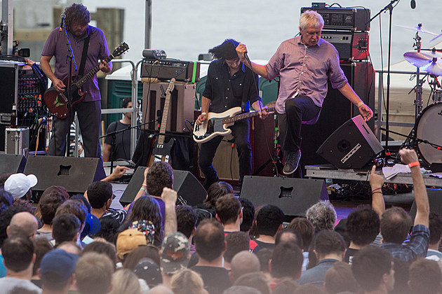 Guided by Voices at 4 Knots Fest