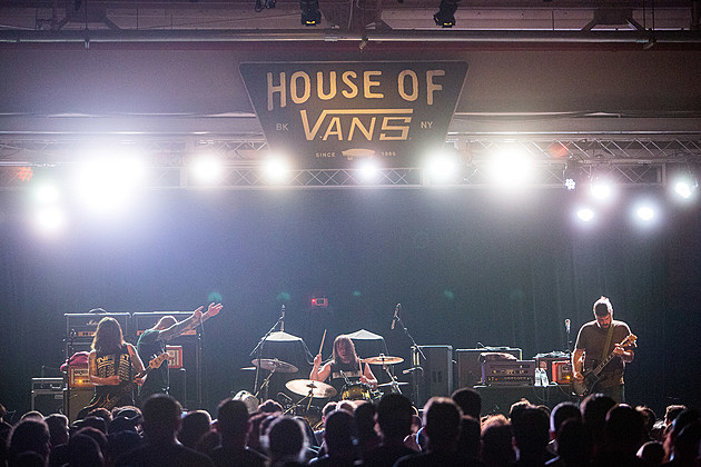 Converge at House of Vans
