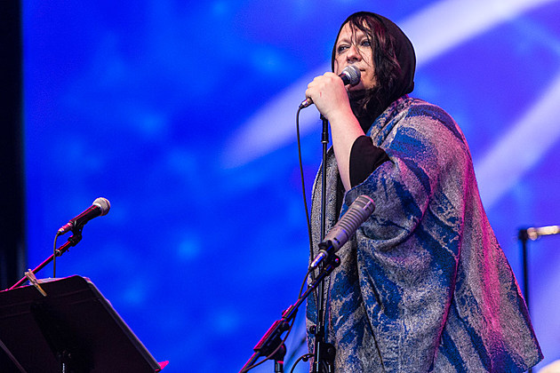 ANOHNI at Lou Reed tribute in 2016 (more by Sachyn Mital)