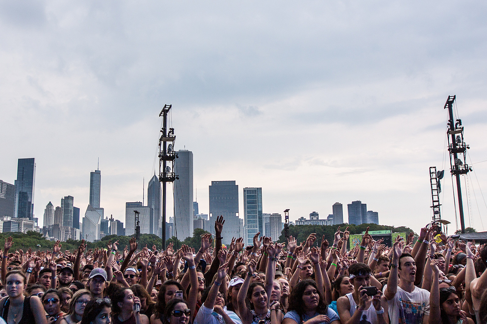 Lollapalooza 2016 (more by Brigid Gallagher)