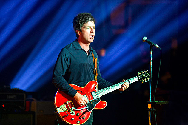 Noel Gallagher's High Flying Birds at Beacon Theatre