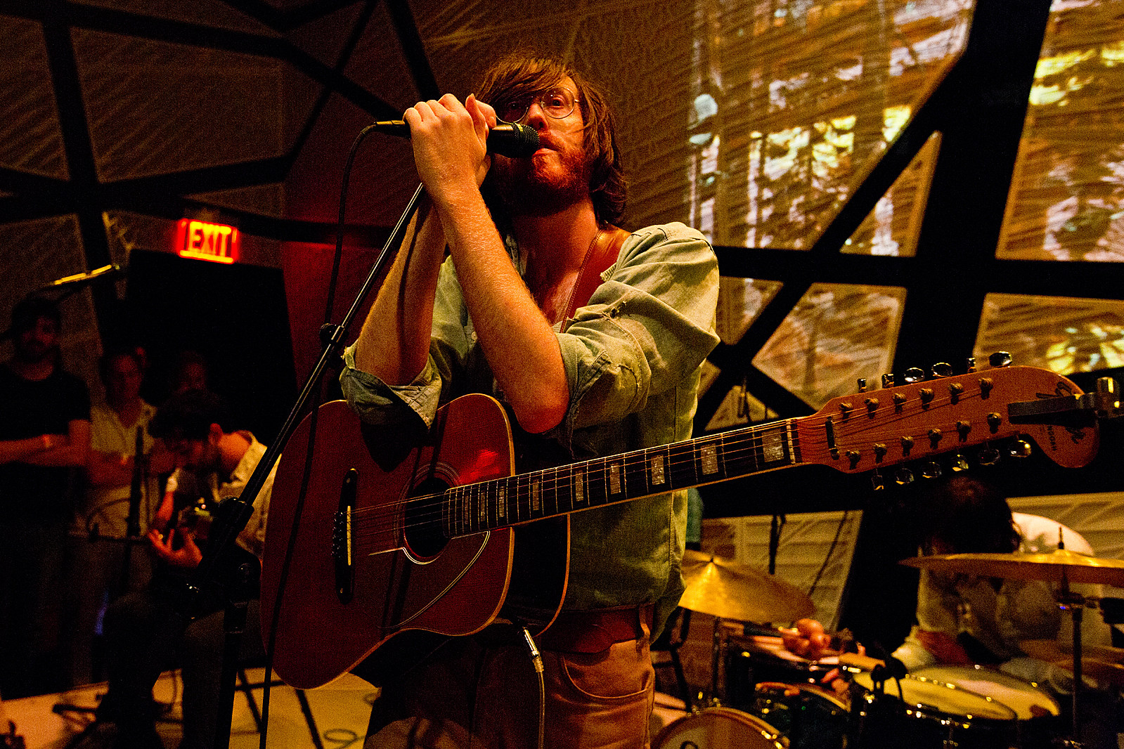 Okkervil River with yMusic at National Sawdust