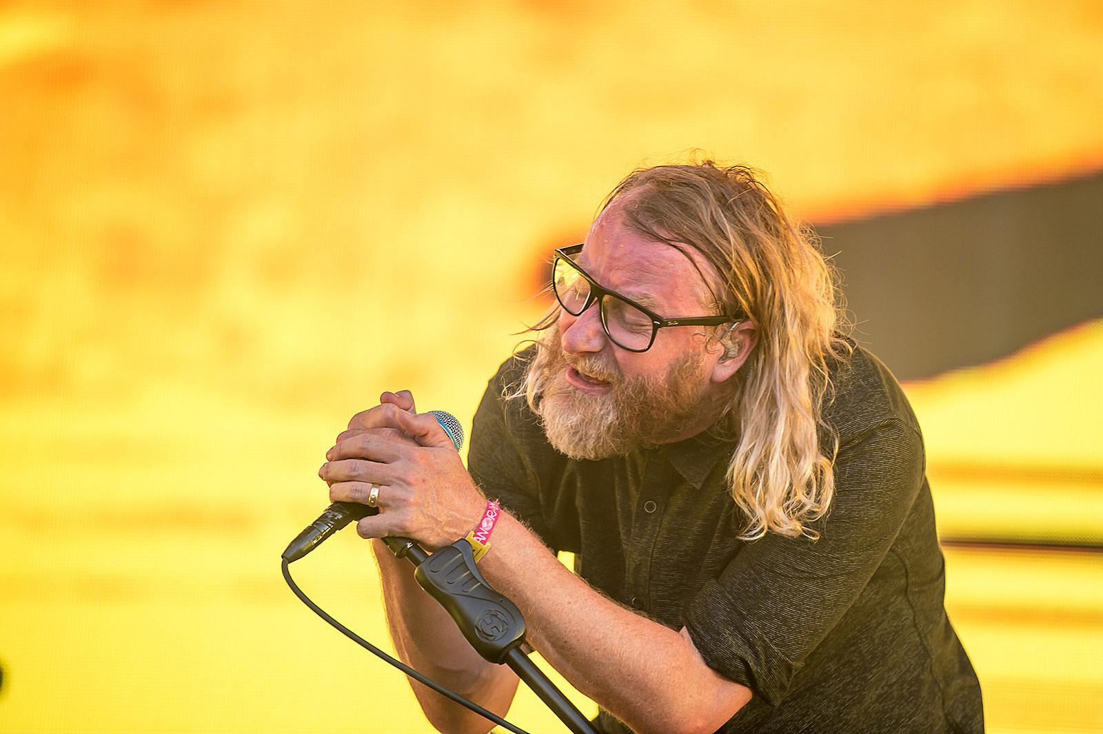 The National at Panorama Festival 2016 - Saturday