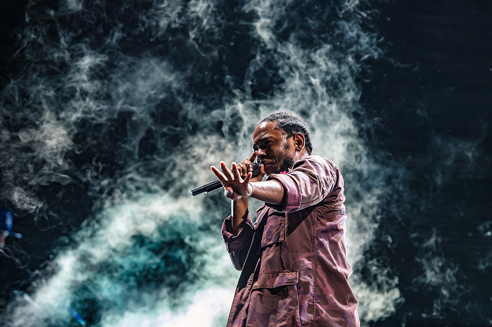 Kendrick Lamar at Panorama Festival 2016 - Saturday