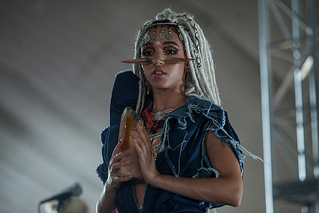 FKA Twigs at Panorama Fest 2016 - Friday