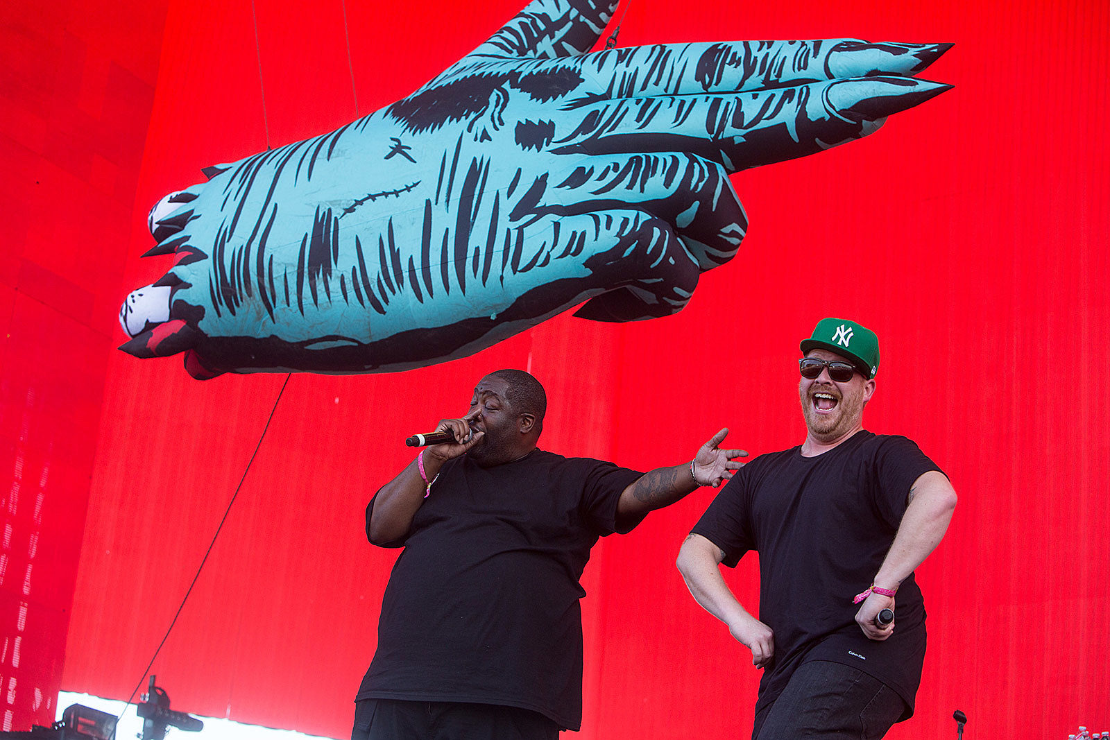 Run the Jewels at Panorama Fest 2016 - Sunday